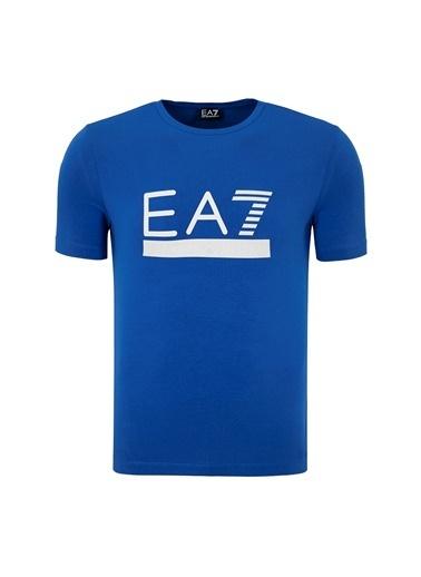 EA7 Emporio Armani Tişört Saks